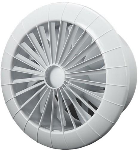 Badkamerventilator 150 mm Wit - aRid 150 BB TS