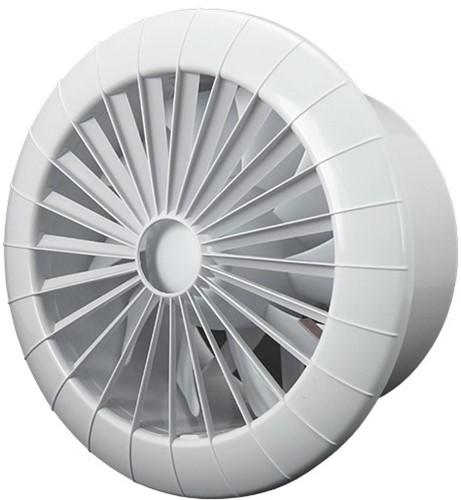 Badkamerventilator 150 mm Wit - aRid 150 BB HS