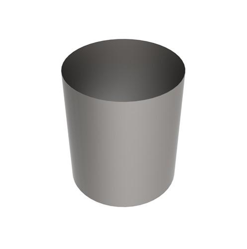 Huls zonder deksel L=0 tm 400 (vespi) Ø 160