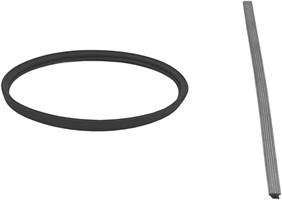 Afdichtingsrubber SILICONE