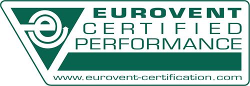 Eneko EPOVENT 055 luchtbehandelingskast met kruisstroom warmtewisselaar - 5500m³/h