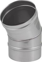 EW diameter  150 mm bocht 30 gr I316L (D0,5)
