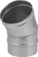 EW diameter  200 mm bocht 30 gr I316L (D0,5)