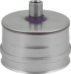 EW diameter  130 mm condensdop I316L (D0,5)