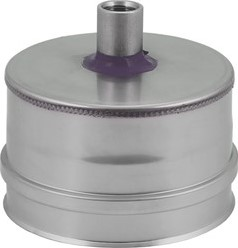 EW diameter  500 mm condensdop I316L (D0,8