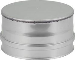 EW diameter  130 mm deksel I316L (D0,5)