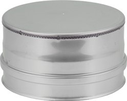 EW diameter  500 mm deksel I316L (D0,8)