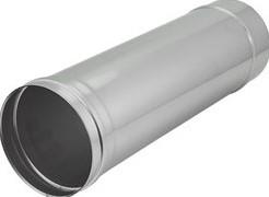 EW diameter  130 mm buis L1000 I316L (D0,5)