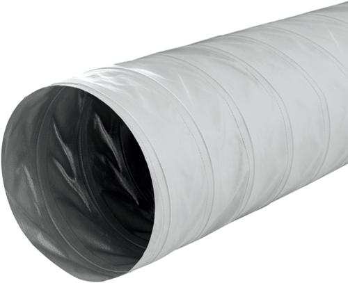 Greydec polyester ventilatieslang Ø 127 mm grijs (10 meter)