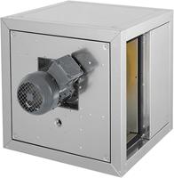 Horeca boxventilator met energiezuinige EC-motor en lineaire luchtstroom