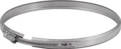 Klemband diameter  550 mm I304L (D0,6)