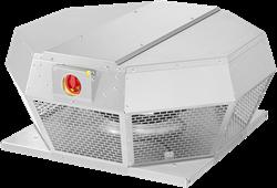 Ruck metalen dakventilator met EC motor en apparaatschakelaar 1380m³/h (DHA 250 ECP 30)