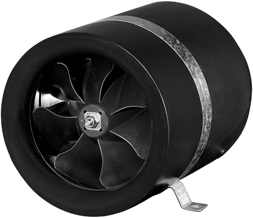 Ruck ETALINE E buisventilator 920m³/h - Ø 200 mm (EL 200 E2 01)