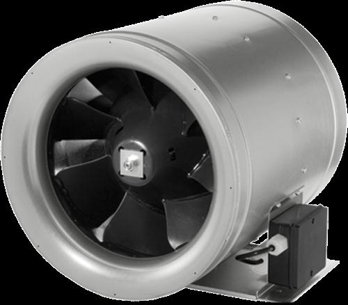 Ruck ETALINE E buisventilator 1625m³/h - Ø 250 mm (EL 250 E2 06)