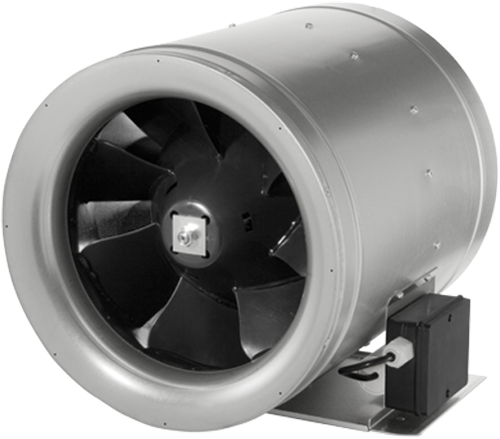 Ruck ETALINE E buisventilator 2360m³/h - Ø 315 mm (EL 315 E2 03)