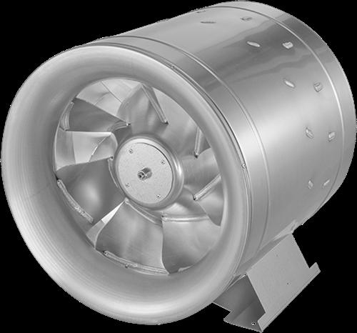 Ruck ETALINE E buisventilator 9550m³/h - Ø 560 mm (EL 560 E4 01)