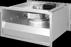 Ruck ongeïsoleerde kanaalventilator EC-motor 710m³/h - 300x150 (KVR 3015 EC 30)
