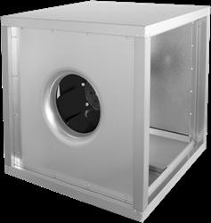Ruck boxventilator met frequentieregelbare AC motor 2020m³/h (MPC 225 D2 30)