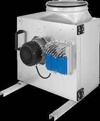 Ruck boxventilator met spanningsregeling en EC motor buiten de luchtstroom 4885 m³/h (MPS 315 EC 21)