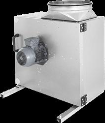 Ruck boxventilator met draaistroommotor 4350 m³/h (MPS 355 D4 30)