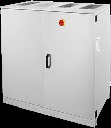 Ruck ETA luchtbehandelingskast met tegenstroom en PWW verwarmer 770m³/h (ETA K 600V WO JR)