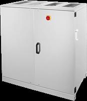 Ruck ETA luchtbehandelingskast met tegenstroom en elektrisch warmteregister 780m³/h (ETA K 600V EO JR)