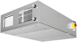 Ruck ETA luchtbehandelingskast met tegenstroom en elektrisch warmteregister 770m³/h (ETA K 600F EO JR)