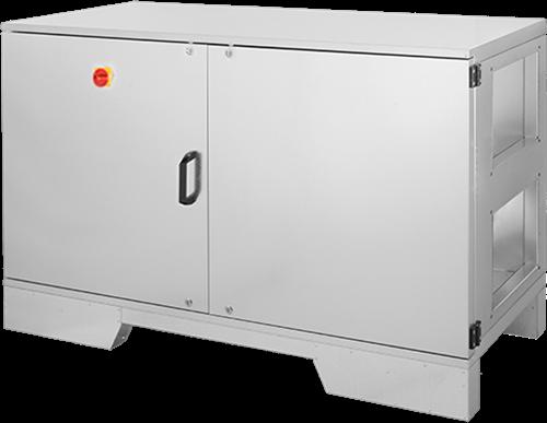 Ruck ETA luchtbehandelingskast met tegenstroom en elektrisch warmteregister - Links - 1520m³/h (ETA K 1200H EO JL)