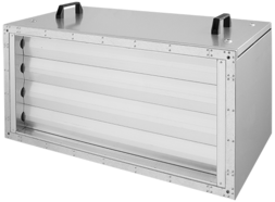Ruck afvoer luchtbehandelingskast zonder regeling 4580m³/h - 900x300 (SL 9030 E1 10 10)