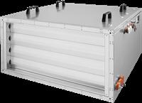 Ruck toevoer luchtbehandelingskast met regeling - PKW koeler 3290m³/h - 900x300 (SL 9030 E3J 11 10)
