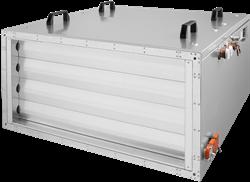 Ruck toevoer luchtbehandelingskast met regeling - PKW koeler 6470m³/h - 1200x400 (SL 12040 E3J 11 10)