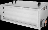 Ruck toevoer luchtbehandelingskast met regeling - PKW koeler 6470m³/h - 1200x400 (SL 12040 E3J 21 10)