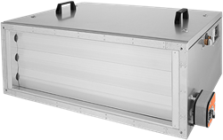 Ruck toevoer luchtbehandelingskast met regeling - PKW koeler 1785m³/h - 600x300 (SL 6030 E3J 21 10)