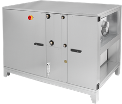 Ruck ROTO luchtbehandelingskast met warmtewiel - DV koeler 2500m³/h (ROTO K 1700 WD JR)