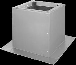 Ruck platdak dakopstand voor DVN(I) 560, 630, DHA(P) 560, 630 (DSF 560-10)