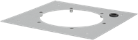 Ruck dakadapterplaat voor DVA (P) 190, 220, 250, DVN(I) 225, 250, DHA(P) 190, 220, 250 (DAP 220)