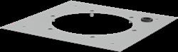 Ruck dakadapterplaat voor DVA (P) 355, 400, DVN(I) 355, 400, DHA(P) 355, 400 (DAP 355)