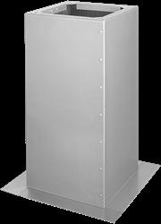 Ruck sokkeldemper voor DVN(I) 560, 630, DHA(P) 560, 630 (DSS 560-10)