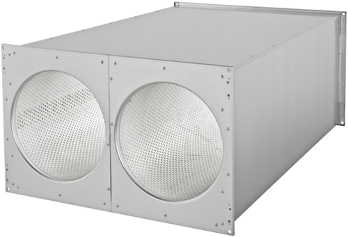 Ruck kanaal-geluiddemper 700x400 (SDE 7040 L02)