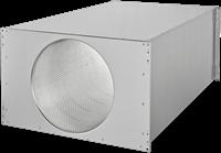 Ruck kanaal-geluiddemper 500x300 (SDE 5030 L01)