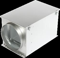 Ruck luchtfilterbox voor zakkenfilter 125 mm (FT 125)