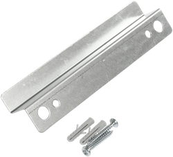 Ruck RS 100 - 160 buisventilator muursteun 245 mm (MRS 1)