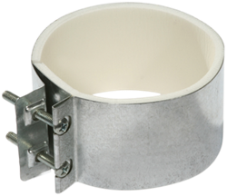 Ruck verbindingsmachet Ø 630mm (VM 630)