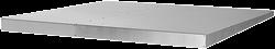 Ruck ETA 600 H regendak, gegalvaniseerd staal (RD RLE 600 H)