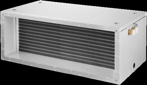 Geïsoleerde DX verwarmingsbatterij 600x300mm (DVRI 6030 01)
