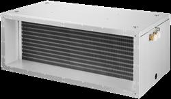 Geïsoleerde DX verwarmingsbatterij 900x300 (DVRI 9030 01)