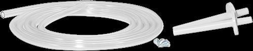 Ruck klimaatonderdelen - slang, aansluitnippel en schroef (Climaset 01)