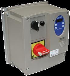 Ruck frequentie-omvormer 0 - 230 V 3~ voor EL 250 - 400 (FU 075 01)