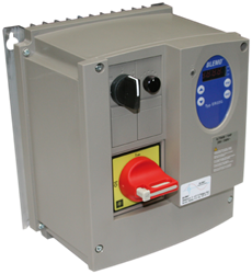 Ruck frequentie-omvormer 0 - 400 V 3~ voor EL 630 (FU 30 04)