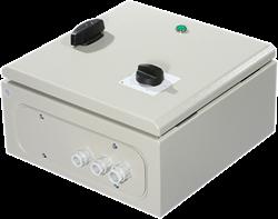 Ruck 5-Standen trafo TDM G 2,5 A transformator - contact voor gasmagneetklep (TDM 025G)
